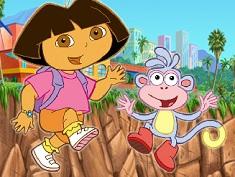 Dora si Boots Evadarea 2