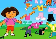 Dora si Costumele Amuzante