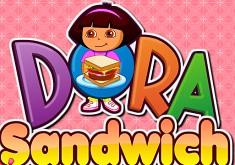 Dora si Magazinul cu Sandwichiuri