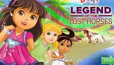 Dora si Prietenii Legenda Cailor…