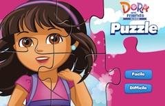 Dora si Prietenii Puzzle