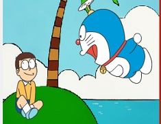 Doraemon Tetris