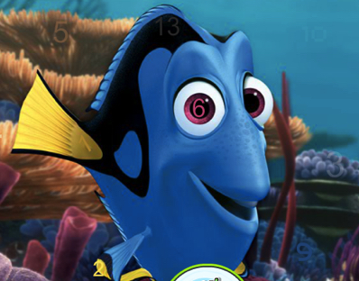 Dory Numere Ascunse