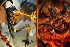 Dragoni Similaritati