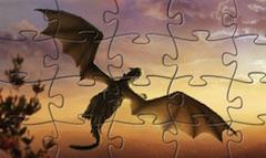 Dragonul lui Pete Puzzle