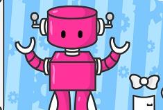 Draguta Fata Robot