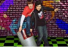 Drake si Josh Hochei de Masa