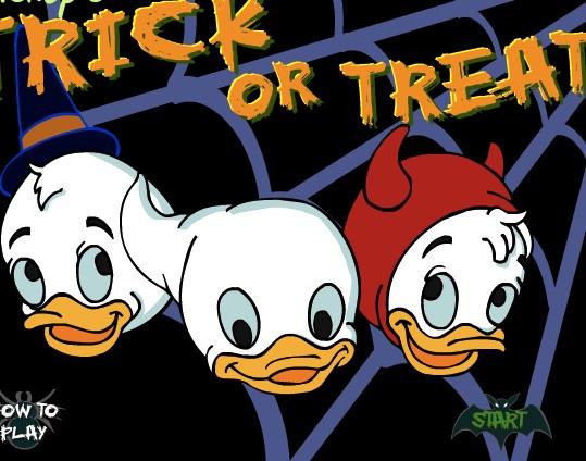Duck Tales Colinde de Halloween