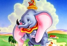 Dumbo Fericit Puzzle