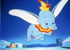 Dumbo si Micul Soricelul