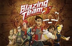 Echipa Blazing Puzzle