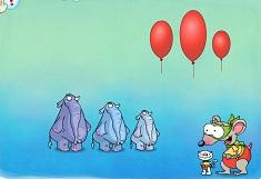 Elefantii si Baloanele