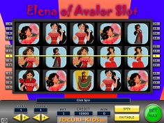 Elena din Avalor Slot