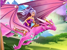 Elful si Dragonul de Ingrijit