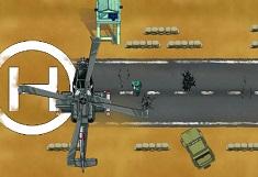 Elicopterul Militar in Actiune