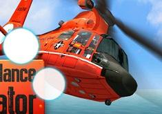 Elicopterul Salvator 3D