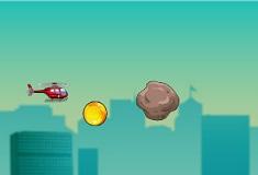 Elicopterul si Meteoritii