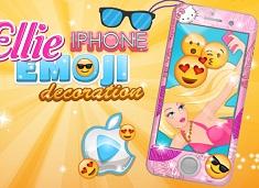 Ellie si Iphoneul cu Emoji