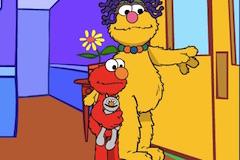 Elmo la Doctor