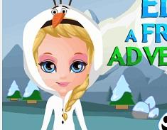 Elsa Aventura cu Snowgies