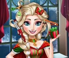 Elsa Coafura Reala de Craciun