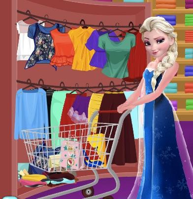 Elsa Cumparaturi de Vara