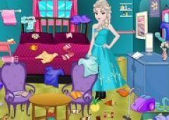 Elsa Curatenie in Dormitor 2