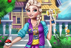 Elsa Design de Kendama