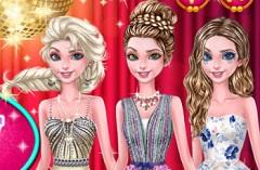 Elsa Dive pe Podium