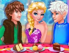 Elsa Dragostea Adevarata Jack vs…