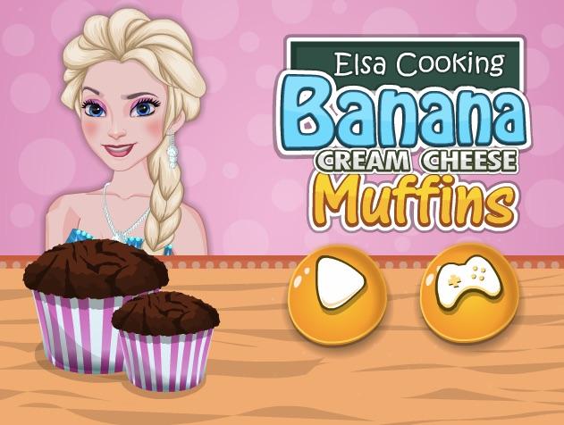 Elsa Gateste Briose cu Banane