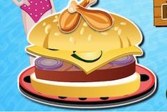 Elsa Gateste Burger de Vara cu Pui