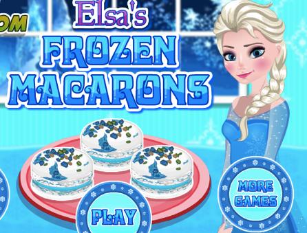 Elsa Gateste Macarons