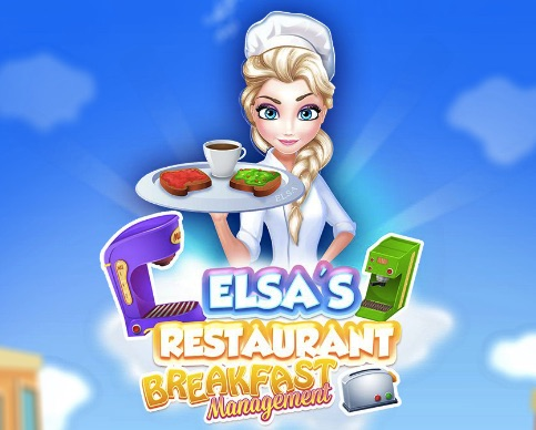 Elsa Gateste Micul Dejun