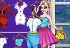 Elsa Haine din Dulap