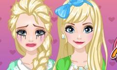 Elsa Haine dupa Despartire