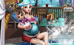 Elsa Insarcinata Distractie la…