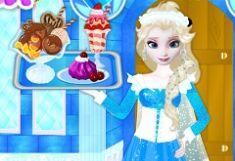 Elsa Magazin cu Inghetata