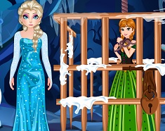 Elsa o Salveaza pe Ana