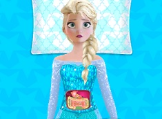 Elsa Operatie la Stomac