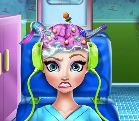 Elsa Operatie pe Creier