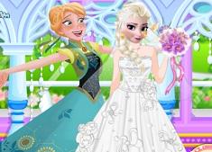 Elsa Pregatiri de Nunta
