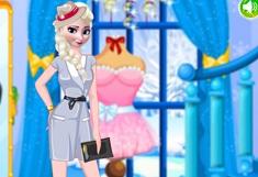 Elsa Printesa Moderna