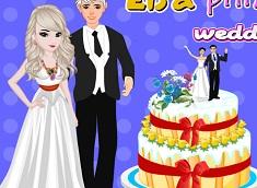 Elsa Printesa si Tortul de Nunta