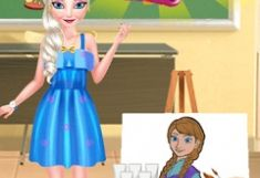 Elsa Profesoara de Arte