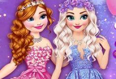 Elsa si Anna Trimise in Taramul…