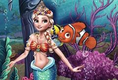 Elsa si Nemo Aventura in Apa