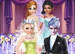 Elsa si Nunta Frumoasa