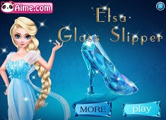 Elsa si Pantoful de Sticla