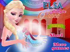Elsa si Pantoful Magic